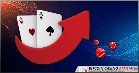 Bitcoin Dados los afiliados