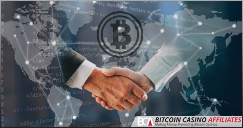 Wie man Bitcoin Kasino Partner