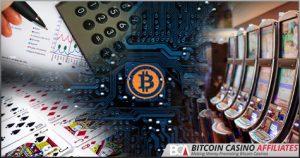 Bitcoin Casino Affiliate Platform