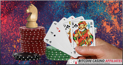 Bitcoin Poker Blog