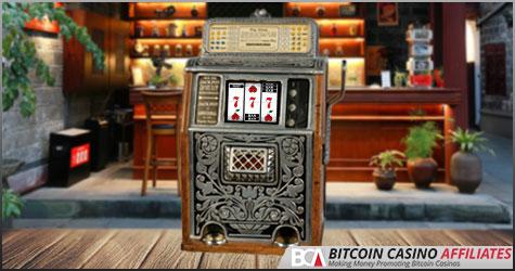 Bitcoin ranuras Afiliados