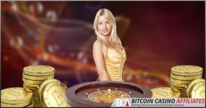 Bitcoin Casino Affiliate Website