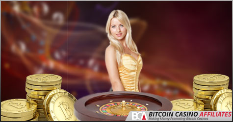 Bitcoin Casino Affiliate webbplats