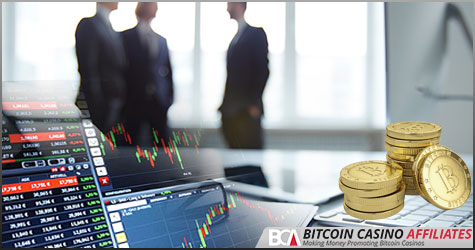 Bitcoin Forex Συνεργάτες