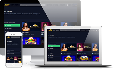 Gå Mbit Casino Affiliate Program
