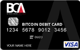 Card de debit Bitcoin - CryptoPay