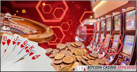 Bitcoin Gambling Affiliate Reviews