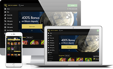 Join Rich Casino Affiliate Program