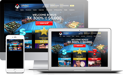 Join Drake Casino Affiliate Program