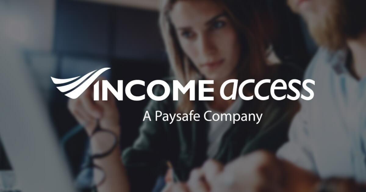 Income Access affiliates
