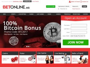BetOnline.ag Affiliate Program