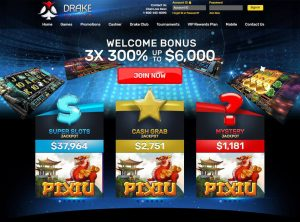 Program partnerski Drake Casino