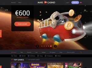 Program partnerski Mars Casino