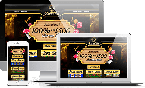 Join Golden Lion Affiliate Program
