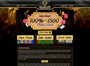 Golden Lion Affiliate Programma