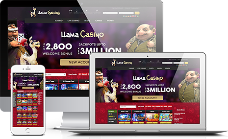 Join Llama Casino Affiliate Program