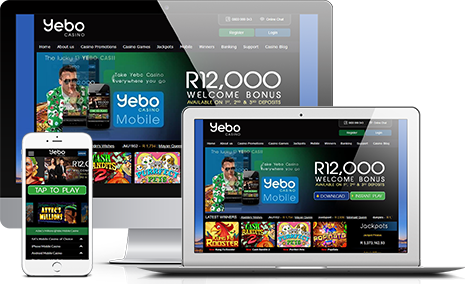 Join Yebo Casino Affiliate Program