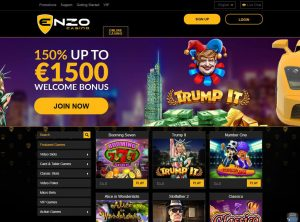 Programme d'affiliation Enzo Casino