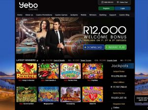 Affiliate program Yebo Casino