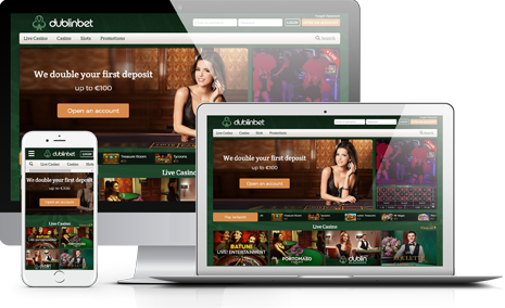 Join DublinBet Casino Affiliate Program
