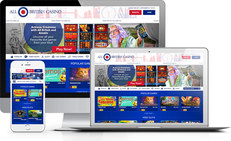 Alăturați-vă programului de afiliere britanic Casino