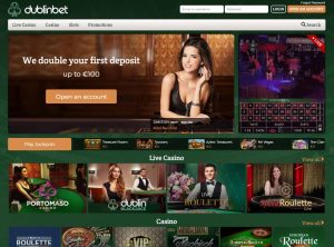 Program Afiliasi Casino DublinBet