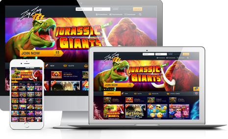 Join ZigZag777 Casino affiliate program
