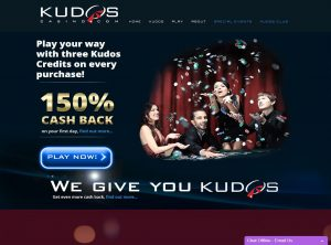 Kudos Casino affiliate program