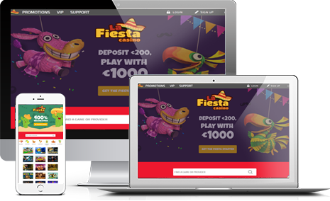 Join La Fiesta Affiliate Program