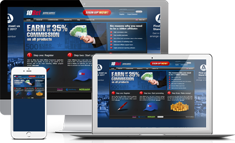 Join 10Bet Affiliate Program