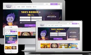 CryptoWIld Casino online