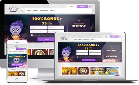 Join CryptoWild Casino Affiliate Program