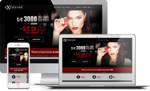 Casino Extreme Affiliate Program website