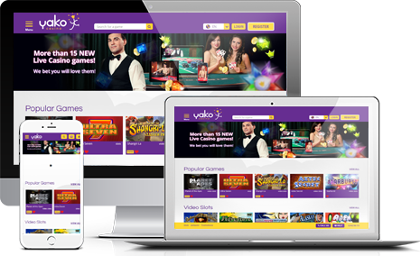 Join Yako Casino Affiliate Program
