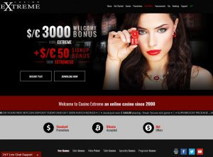 Casino Extreme Partnerski program