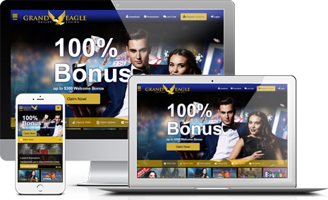 Join Grand Eagle Affiliate Program