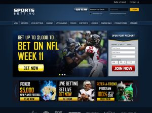 Affiliate program SportsBetting.ag