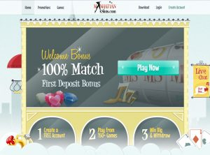 Affiliate program za Manhattan Slots
