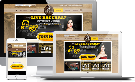 Join Bogart Casino Affiliate Program