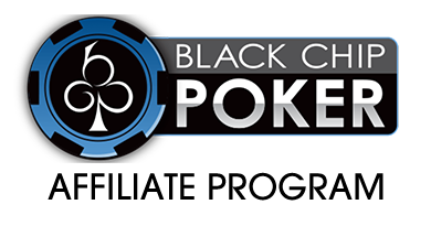 การทบทวน Affiliate Poker Chip Black