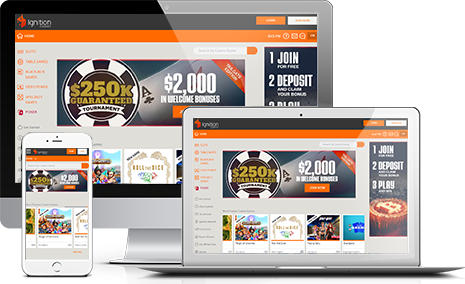 Join Ignition Casino Affiliate Program