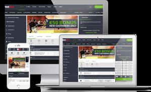 NetBet casino and sportsbook