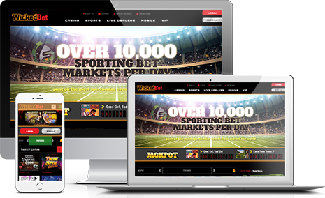 Join WickedBet Affiliate Program
