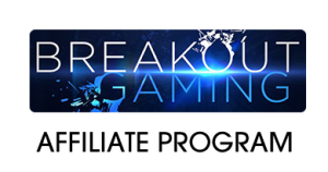 Breakout Gaming affiliate program