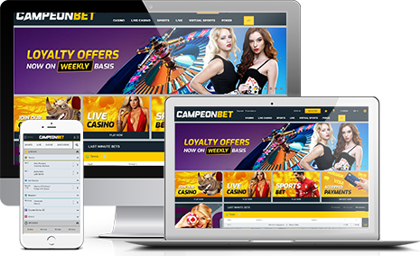 Join Campeonbet Affiliate Program