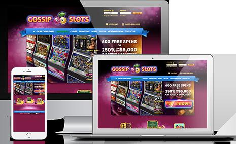Join Gossip Slots Affiliate Program