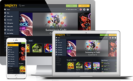 Join Tangiers Casino Affiliate Program