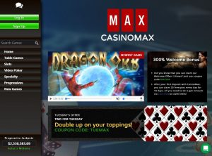 Program Affiliate CasinoMax