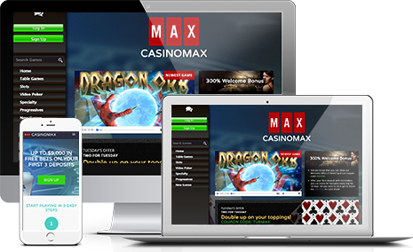 Join CasinoMax Affiliate Program