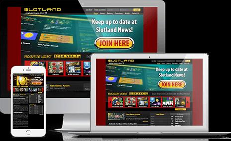 Join Slotland Affiliate Program